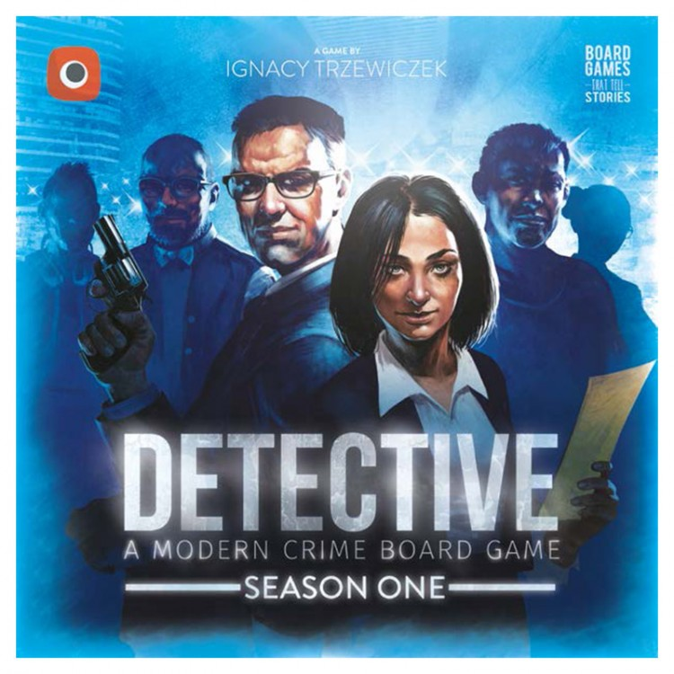 Detective: Season One & Imperial Settlers: Empires of the North: Roman Banners from Portal Games!