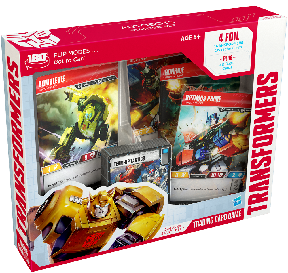 ACD Distribution Newsline: New Transformers TCG from Wizards of the ...