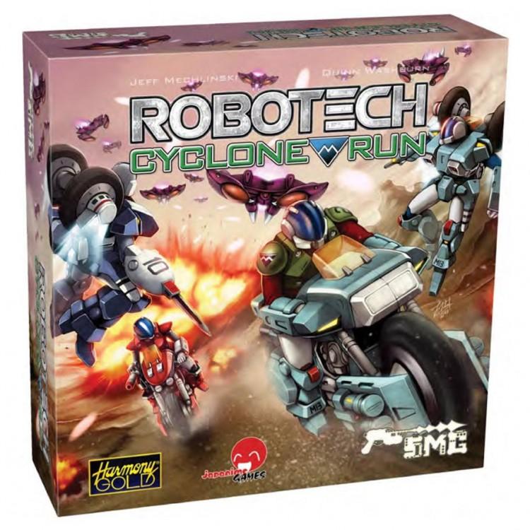 ACD Distribution Newsline: Robotech: Cyclone Run & Big
